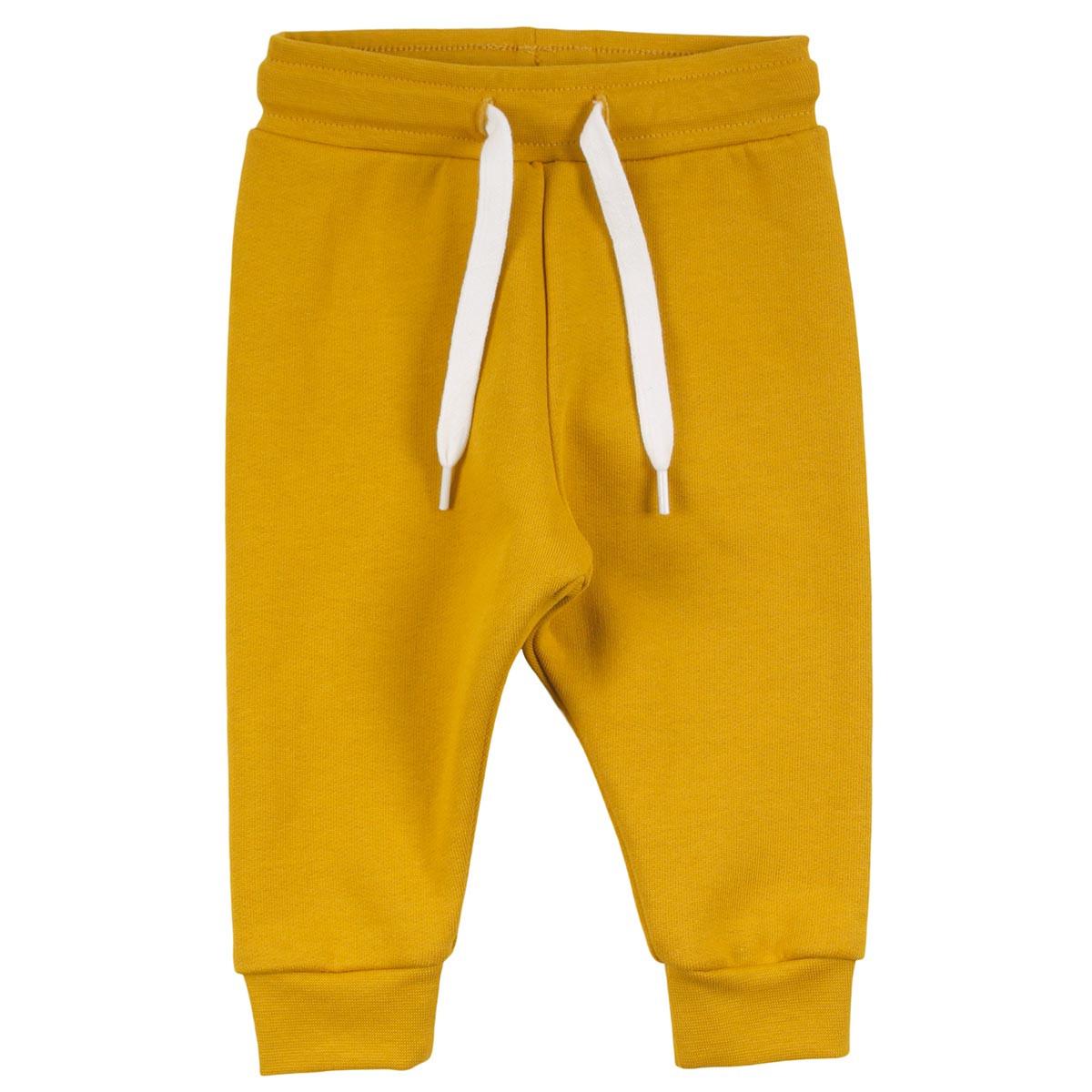 Müsli Sweat bukser – Mustard