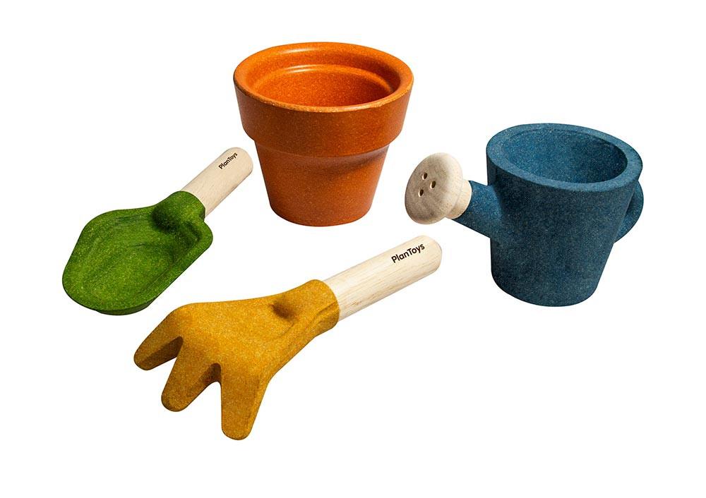 Gartnersæt - trælegetøj | Plan Toys