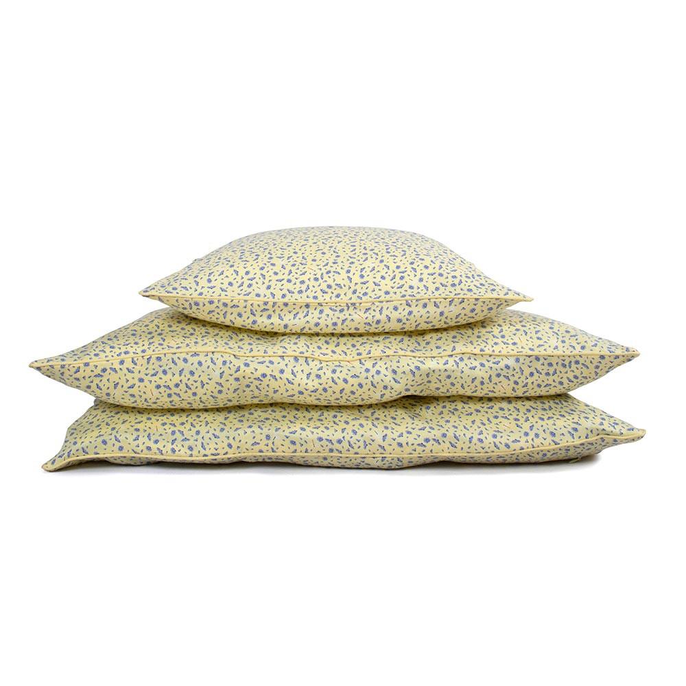 Filibabba baby og junior sengetøj, Cosmos daydream – pale banana
