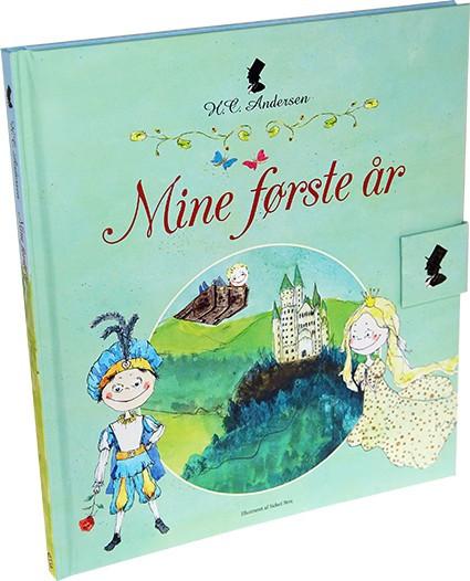 Mine Første år/barnets bog med H. C. Andersen tema