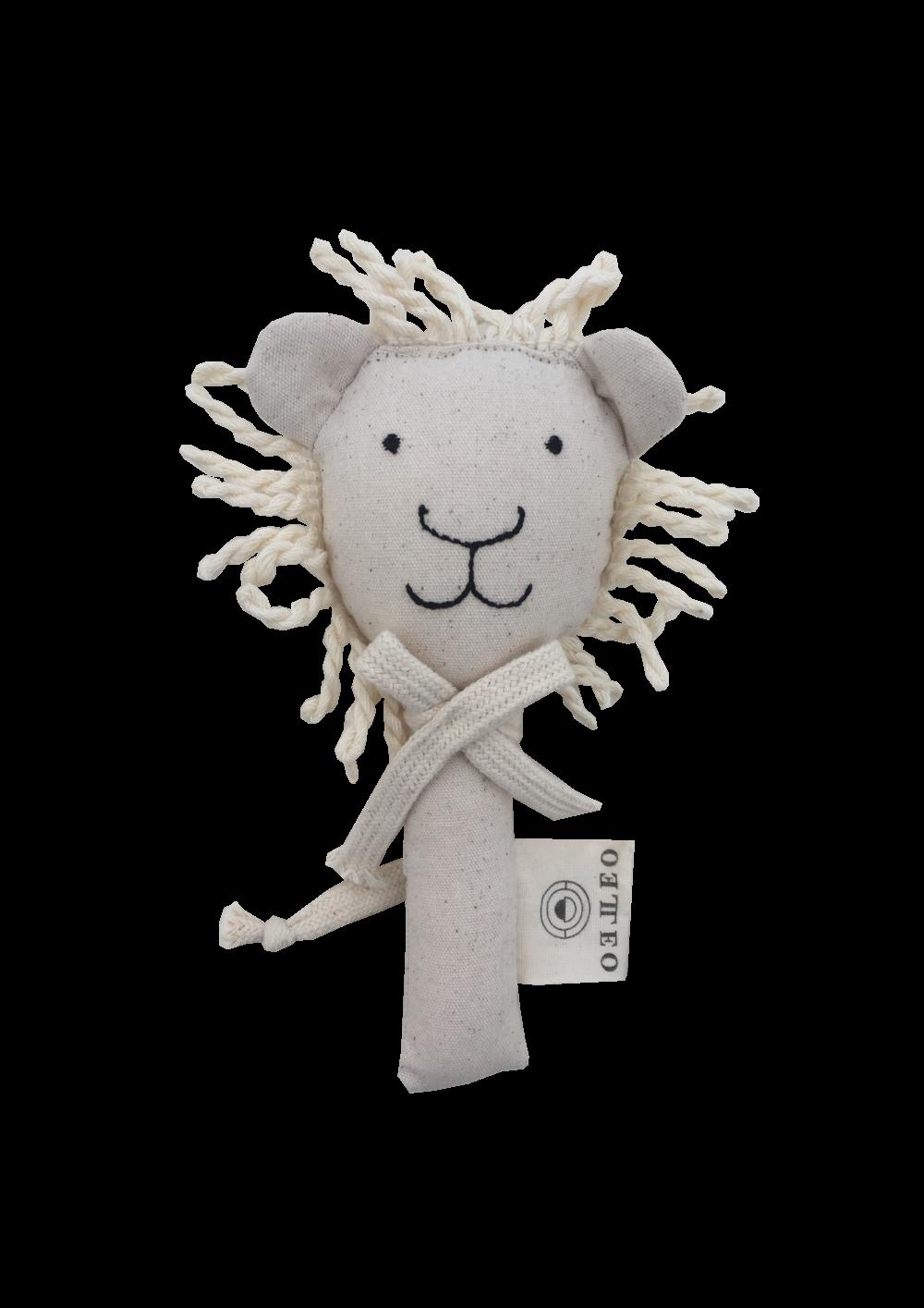 LeoLeo Rangle - White Lion