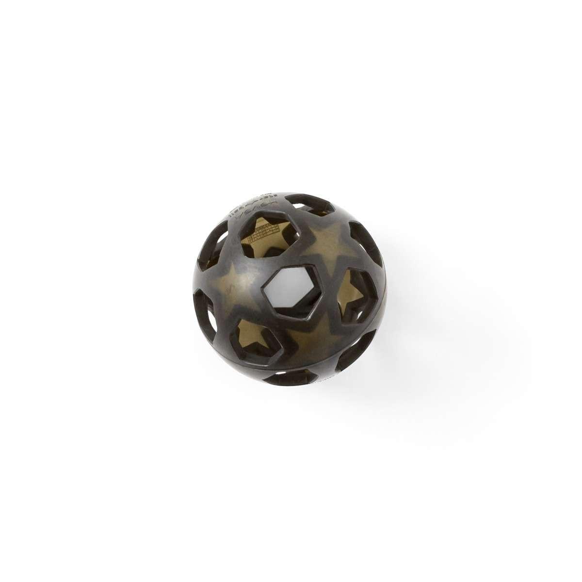Hevea sort stjerne bold af naturgummi