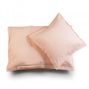 Sia baby og junior sengetøj pale pink