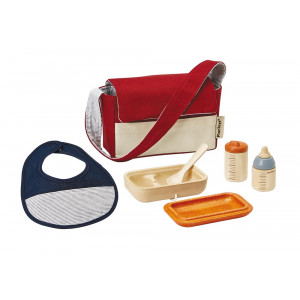 Baby madsæt  - trælegetøj | Plan Toys
