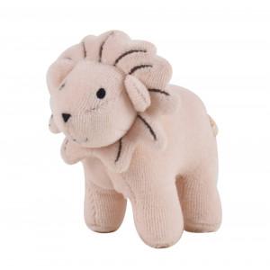 Tikiri bamse løve. Lille blød sove- og bamsedyr til baby