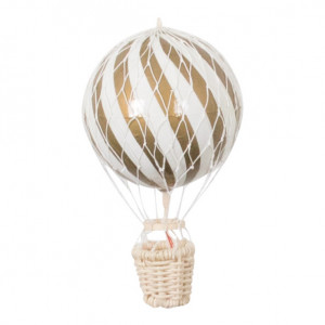 10cm Air Balloon Gold - FI-10G007