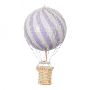 10cm Air Balloon Purple - FI-10P004