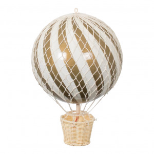20cm Air Balloon Gold - FI-20G014