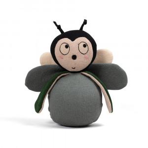 Filibabba Balder the bug – væltebamse, pine green