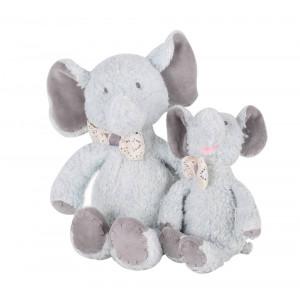 Økologisk elefant bamse i small eller medium