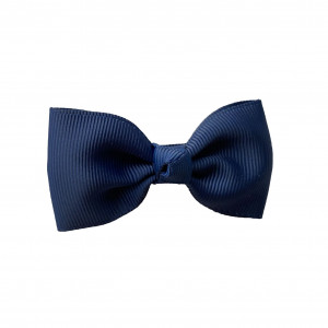 Bowtie bow hårsløjfe - navy