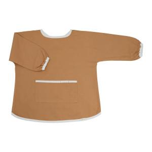Fabelab Ochre børneforklæde/hagesmække med ærmer - 1-3 år