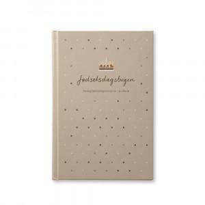 WITHWHITE Fødselsdagsbogen A5 hardcover