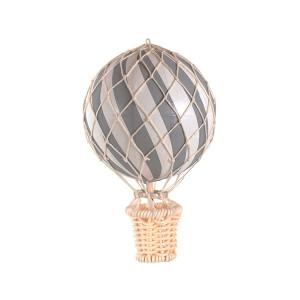 Filibabba 10 cm luftballon grå - FI-10A022