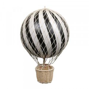 Filibabba luftballon 20 cm sort