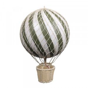 Filibabba luftballon 20 cm olive green