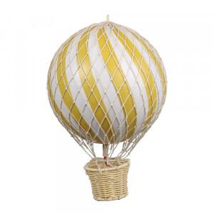 Filibabba luftballon 20 cm lemon