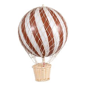 Filibabba luftballon 20 cm - rust