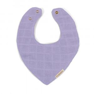 Filibabba muslin savlesmæk - Fresh violet