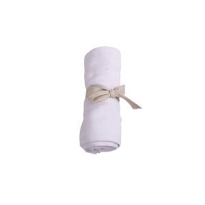 Filibabba muslin stofble GOTS - Light lavender
