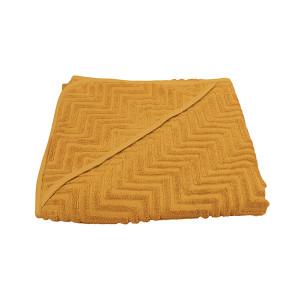 Filibabba baby badeslag ZigZag golden mustard