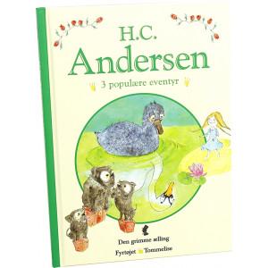 H.C. Andersen: 3 populære eventyr