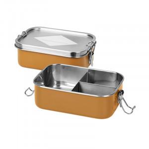 Fabelab madkasse i rustfri stål - Ochre
