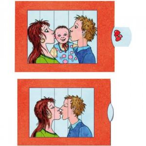 Kys - postkort