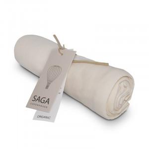 Vidar Muslin stofbleer - Ivory