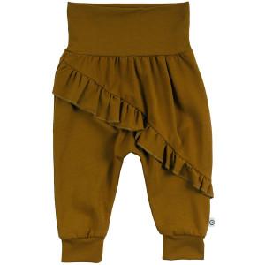 Müsli Cozy me frill bukser – Pesto