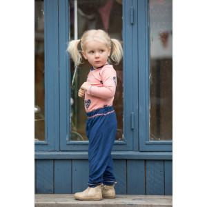 Bukser til baby - Hubbie Baby Pants Estate Blue