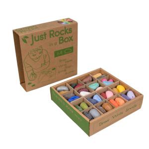 Crayon Rocks farvekridt – 64 stk. i æske – 32 farver