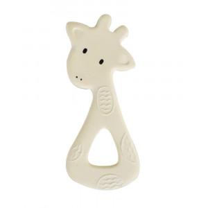 Tikiri Giraf bidering | Bide- og gribedyr af naturgummi til baby