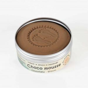 The Wild Hearts økologisk modellervoks - Choco mousse JUMBO