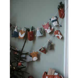 Fabelab julekalender - Woodland
