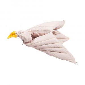 Fabelab Dreamy Bird babytæppe - Mauve