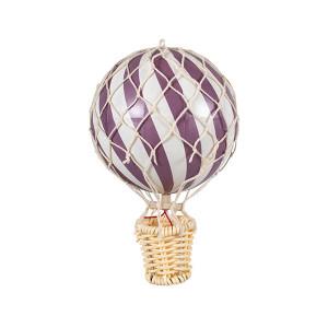 Filibabba luftballon 10 cm plum