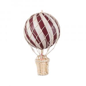 Filibabba luftballon 10 cm - Deeply red