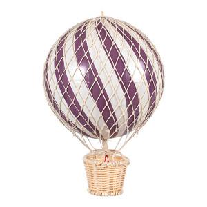 Filibabba luftballon 20 cm plum