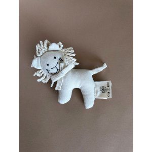 LeoLeo Mini rangle - White Lion