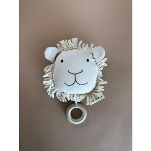 LeoLeo musikuro - White Lion