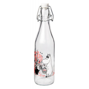 Mumi glasflaske 0,5 L, Berries