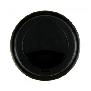Silikone take-a-way 9,7 cm, sort - til Muurla emalje krus 3,7 dl