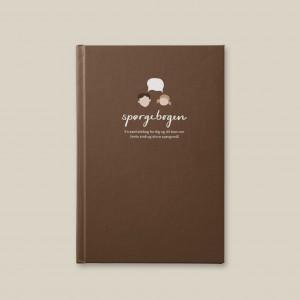 WithWhite spørgebogen - en samtalebog for dig og dit barn