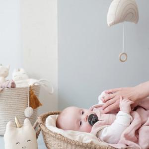 Fabelab babysvøb - Mauve