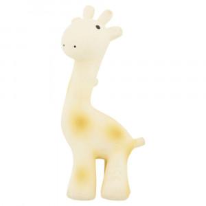 Tikiri Giraf | Bide- og badedyr af naturgummi til baby